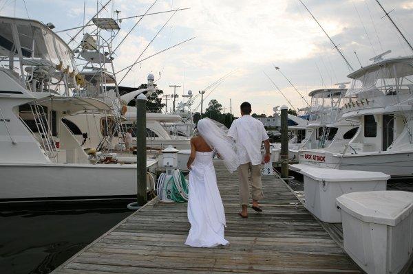Elegant Bridal At Crystal Point Yacht Club