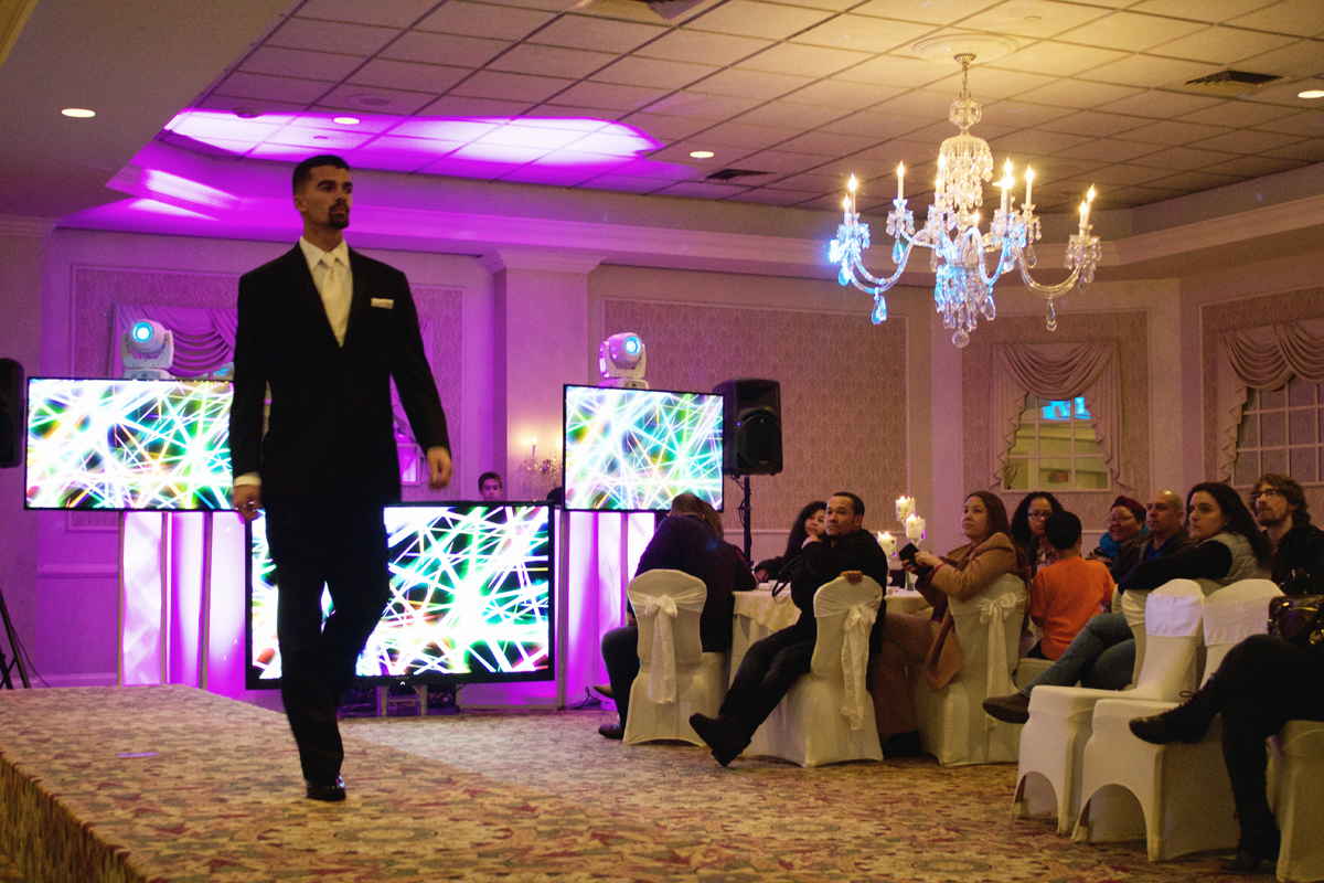 Elegant Bridal Show at Bridgewater Manor
