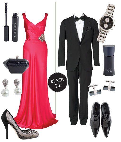 Wedding Guest Attire Dress Code