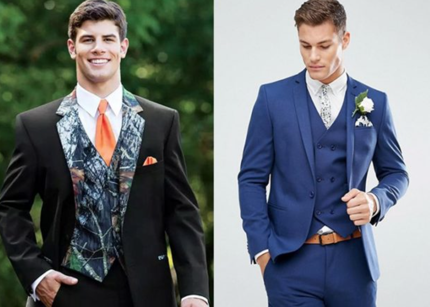 Some Groom Looks To Excite You