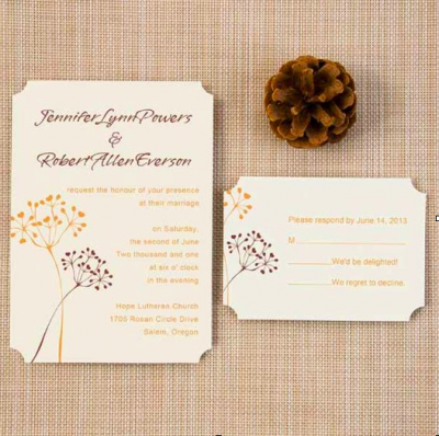 5 Tips on how to Write and Design Wedding Invitations