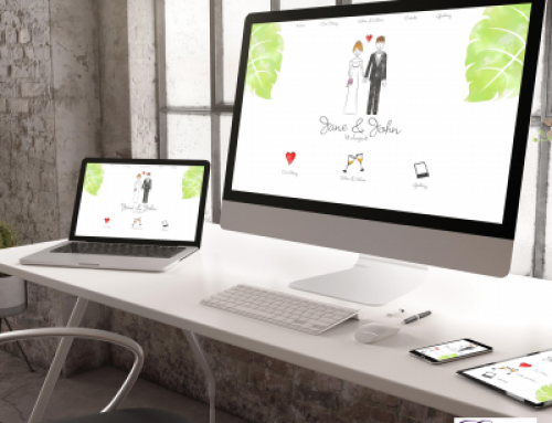 Wedding Website Dos and Don'ts
