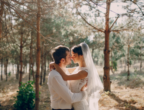 Five steps to a Sustainable Wedding