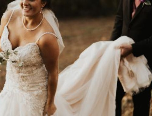 How to Exude Confidence On Your Wedding Day